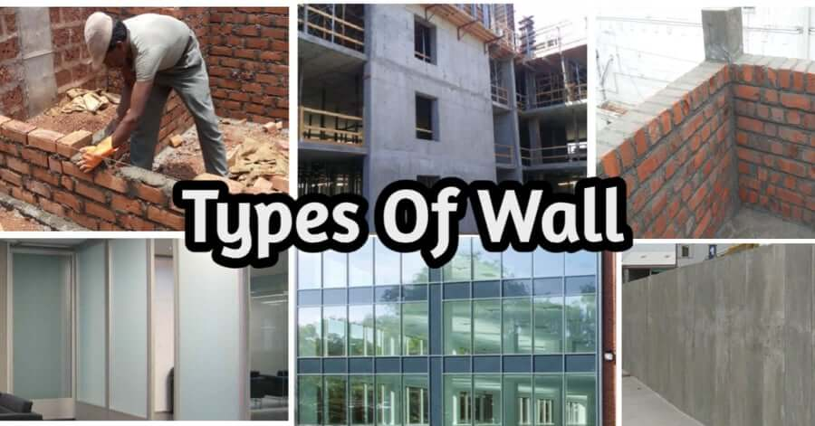 Types of Wall