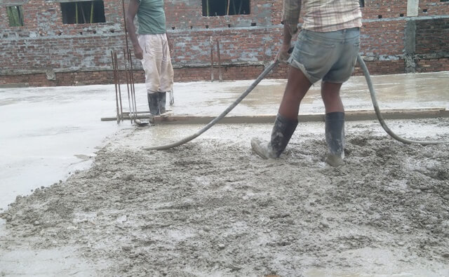 Prepared M15 Construction Site