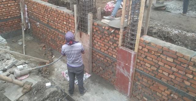 Cost of 1cum Brickwork
